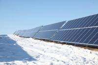 Монголын анхны нарны цахилгаан станц ашиглалтад орлоо