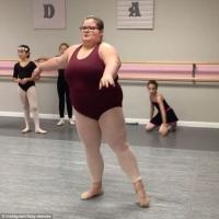 15 настай балетчин олныг гайхшруулж байна /видео/