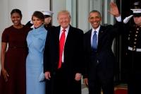 ФОТО: АНУ-ын 45 дахь Ерөнхийлөгч Дональд Трамп тангараг өргөлөө