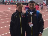 Б.Мөнхзаяа Осакагийн марафонд 17 дугаар байрт орлоо