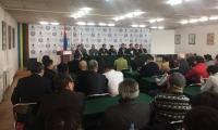 Монголын боксын холбооны ЕНБД-ыг  сонголоо