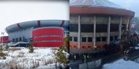 Сар шинийн барилдааныг Буянт-Ухаа спортын ордонд хийе