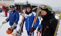 Уулын цаначид уралдаанаа эхлүүллээ