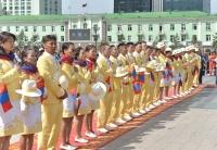 Үндэсний шигшээ багийн тамирчид тангараг өргөнө