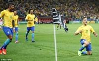 Бразилийн шигшээ баг ОХУ-ыг зорих эрхээ хамгийн түрүүнд авлаа