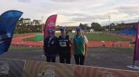 Дэлхийн мастеруудын спортын наадмаас гурван медаль хүртлээ