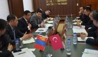 Монгол-Туркийн тээврийн салбарын хамтын ажиллагааг хөгжүүлнэ