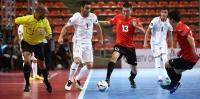 Манай хөлбөмбөгчид Ираны багт хожигдлоо