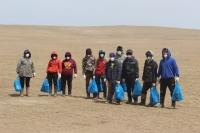 Төв аймгийнхан үлийн цагаан огтонтой тэмцэж эхэлжээ