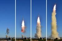 Пхеньян нисэх онгоц эсэргүүцэх систем туршлаа