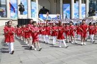 Хүүхдийн баярын соёл, урлагийн арга хэмжээний нэгдсэн хөтөлбөр