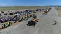 Баянхонгор-Байдрагийн гүүр чиглэлийн 129 км авто замын нээлт болов