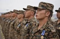 Энхийг сахиулагчид Афганистанаас эх орондоо ирлээ