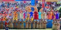 Дэлхийд ганцхан Монгол наадам өндөрлөлөө