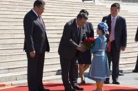 ФОТО: Японы парламентын Төлөөлөгчдийн танхимын даргын айлчлал эхэллээ