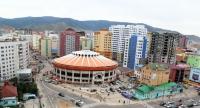Монголын үндэсний бөхийн холбооны хэрүүл бөхийн өргөө рүү орж гарахыг хориглохдоо тулжээ