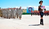 """""""Хааны эрэлд"""" олон улсын сургалтад 26 орны дайчид оролцож байна"""