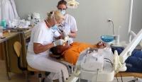 Герман эмч нар үнэ төлбөргүй үзлэг, эмчилгээ хийж байна