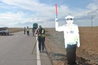 Дорноговь аймгийн Цагдаагийн газарт зөөврийн хурд хэмжигч хүлээлгэн өгөв