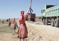 Завхан-Улаанбаатар хатуу хучилттай авто замаар холбогдоно
