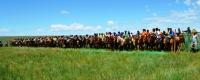 Төвийн бүсийн хурдан морьдын уралдаан эхэллээ