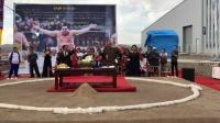 Монголд сумогийн анхны дэвжээ нээлтээ хийлээ