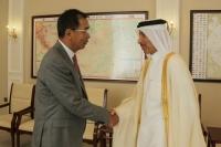 Оны эхний долоон сард Катар улсаас 201.3 мянган ам.долларын бараа импортложээ