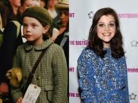 """ФОТО: """"Нарниа"""" киноны жүжигчид 12 жилийн дараа"""