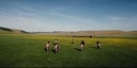 Монголын тал нутгийг мотоциклоор туулсан аялагчид