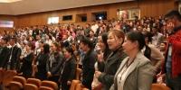 Есөн дүүргийн 500 орчим залуучууд чууллаа