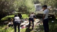 Туул гол орчмын есөн тонн хог хаягдлыг цэвэрлэжээ