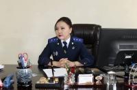 Ж.Ариунаа: Прокуророос олны анхаарал татсан зарим хэргүүдийг хянаж, шийдвэрлэлээ