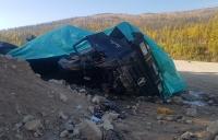 Ачааны машин осолдсон Солонготын даваанд мэргэжлийн байгууллагуудын хамтарсан ажлын хэсэг ажиллана