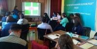 Эко сургууль хөтөлбөрийн анхан шатны хоёр дахь сургалтыг зохион байгуулж байна