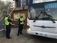 Нийтийн тээврийн автобусны жолооч согтуу байсныг илрүүлэв