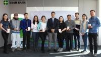 ХААН Банк 10 гүйлгээ 10 iPhone урамшууллыг амжилттай зохион байгууллаа