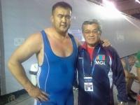 ОУХМ М.Улаанбаатар ахмадын ДАШТ-ээс хүрэл медаль хүртлээ