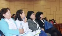 ХӨСҮТ: Сүрьеэгийн чиглэлийн 60 гаруй эмч, мэргэжилтнүүдийг сургалтад хамрууллаа