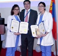 УНТЭ ээлжит 67 резидент эмчдээ амжилттай төгссөний гэрчилгээ гардууллаа