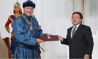 """""""Чингис хаан"""" одон хүртэх эрхмийг тодруулна"""