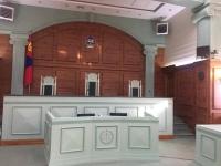 Олон улсын жишигт нийцсэн шүүхийн танхимыг нээнэ