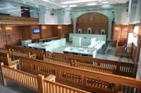 Олон улсын жишигт нийцсэн шүүхийн танхимыг нээлээ
