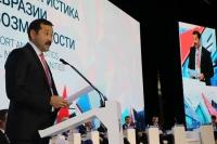 """""""Тээврийн 7 хоног"""" форумд Монгол Улсын тээврийн салбарын хөгжлийн талаар илтгэл тавилаа"""