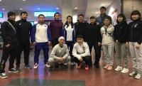 Гурван гавьяат тэргүүтэй 11 тамирчин Японыг зорилоо