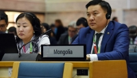 БОАЖ-ын сайд Н.Цэрэнбат НҮБ-ын Байгаль орчны ассамблейд оролцов