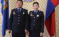 Цагдаагийн гэр бүл галын аюулаас хүний амь нас аварчээ