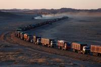 Гашуунсухайтын нүүрс тээврийн автомашины цуваа 49 км болж буурчээ