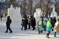 Монголын мөсөн барималчид тэргүүлжээ