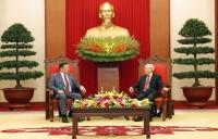 М.Энхболд: Бид Вьетнамыг Зүүн өмнөд Ази дахь гол түнш орноо гэж үздэг