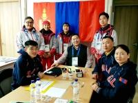 Манай баг тамирчид олимпийн тосгонд байрлалаа